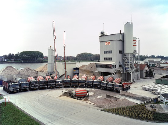 1982-2009 2e centrale te Groot-Ammers