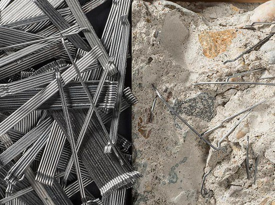 Staalvezel beton